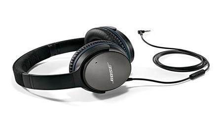 Bose QuietComfort 25: unos auriculares de diadema, con cable y de gran calidad, con 81 euros de descuento en Amazon