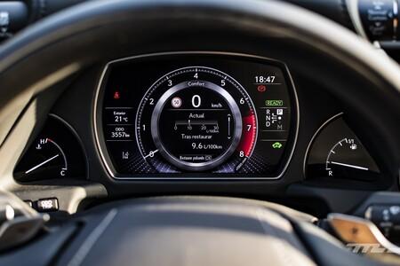Lexus Ls 500h 2021 Prueba 057