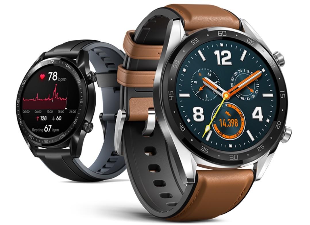 ⌚ Nuevo reloj inteligente Huawei Watch GT presume de su gran autonomía y elegancia