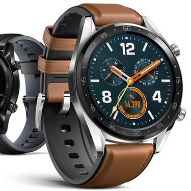 Huawei Watch GT: más autonomía que nunca para unos relojes que se centran en que corras y nades más y mejor