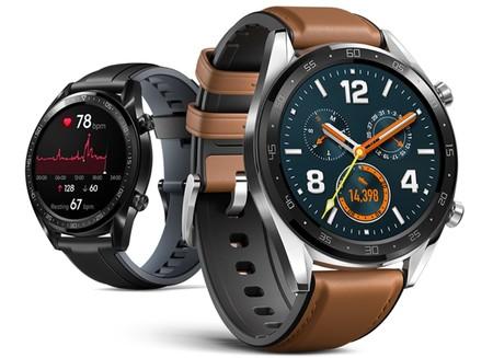 832fad4561bc Huawei Watch GT  más autonomía que nunca para unos relojes que se centran  en que corras y nades más y mejor