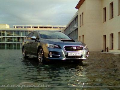 Subaru Levorg, a prueba: un coche de principios, en un mar de tiburones