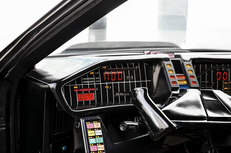El coche fantástico de David Hasselhoff, a subasta