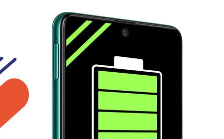 Samsung Galaxy F62 Bateria