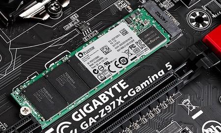 Plextor expande su línea de SSDs M6e M.2 a portátiles y motherboards