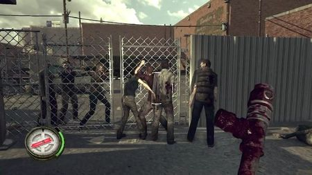 Los zombis de 'The Walking Dead: Survival Instinct' no tienen cerebro
