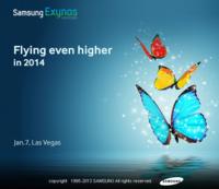 Samsung nos enseñará un nuevo Exynos en el CES 2014, ¿64 bits?