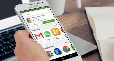 Google Play está probando un nuevo diseño para la búsqueda de aplicaciones