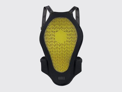 ¿Y si nos protegemos la espalda con aire? Así de novedosa es la espaldera Knox Micro-Lock Air