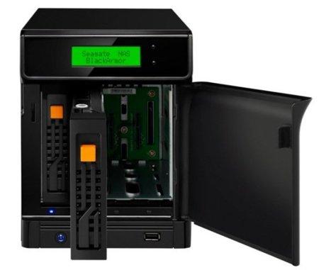 Seagate BlackArmor se renuevan con una inmensa capacidad: 12 TB