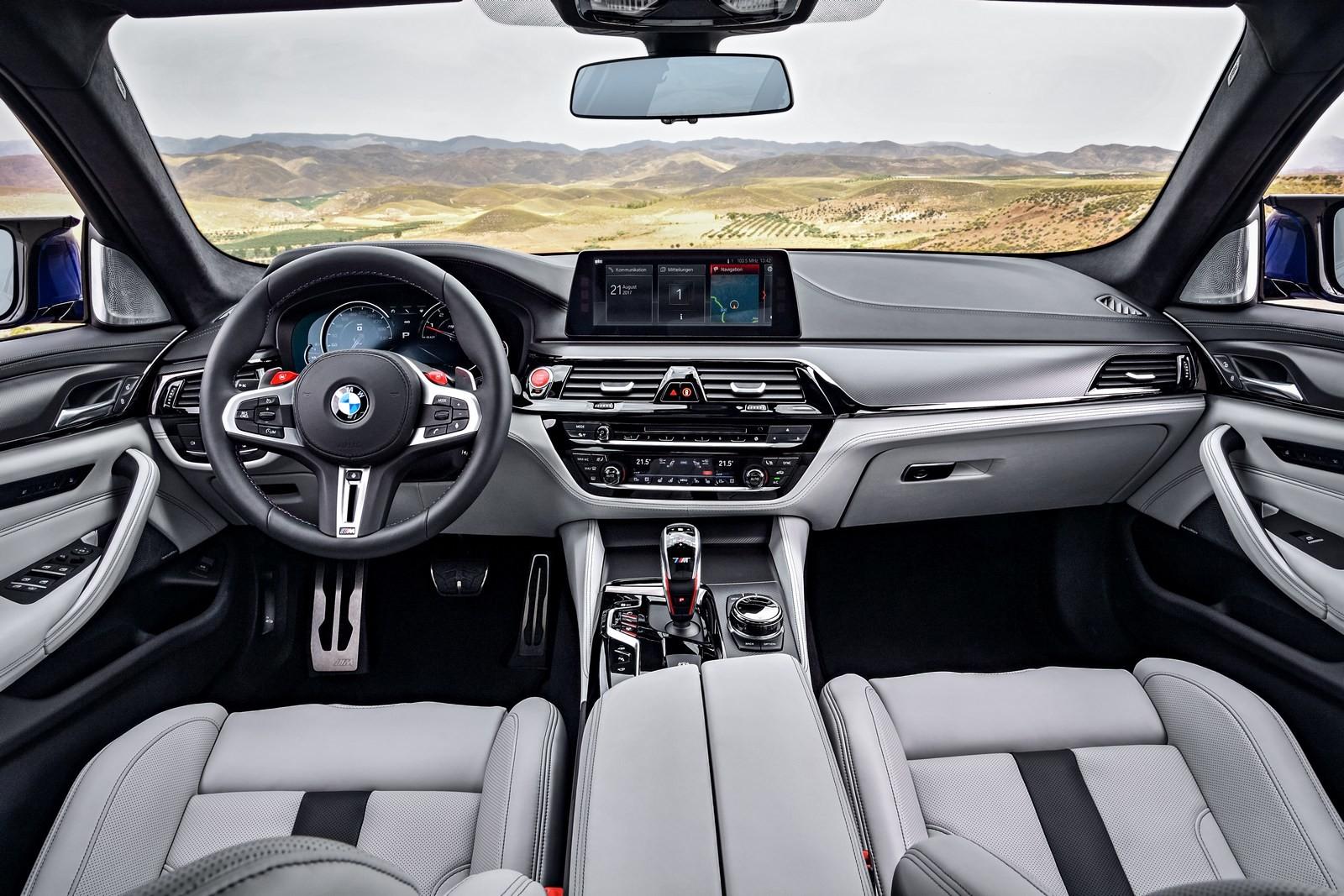 Foto de BMW M5 2018 (45/57)