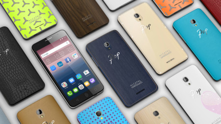 Alcatel OneTouch POP STAR y POP UP, una gama media personalizable y potente