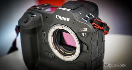 Canon EOS R3: 24 MP, 30 fps, Control Eye AF, vídeo 6K a 30p y otras especificaciones de la nueva sin espejo full frame profesional