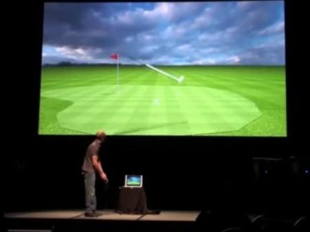 TrueMotion 3D, tus movimientos en pantalla