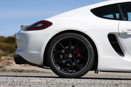 Porsche Cayman GTS Prueba 5