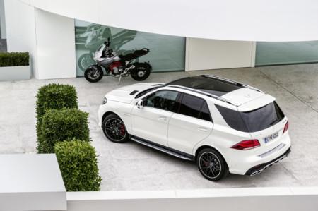 Mercedes-Benz GLE - Mercedes-AMG GLE, precios para España 2015