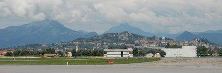 Como llegar desde el aeropuerto de Bérgamo a Milán