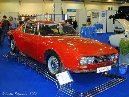 Ford OSI 20m TS