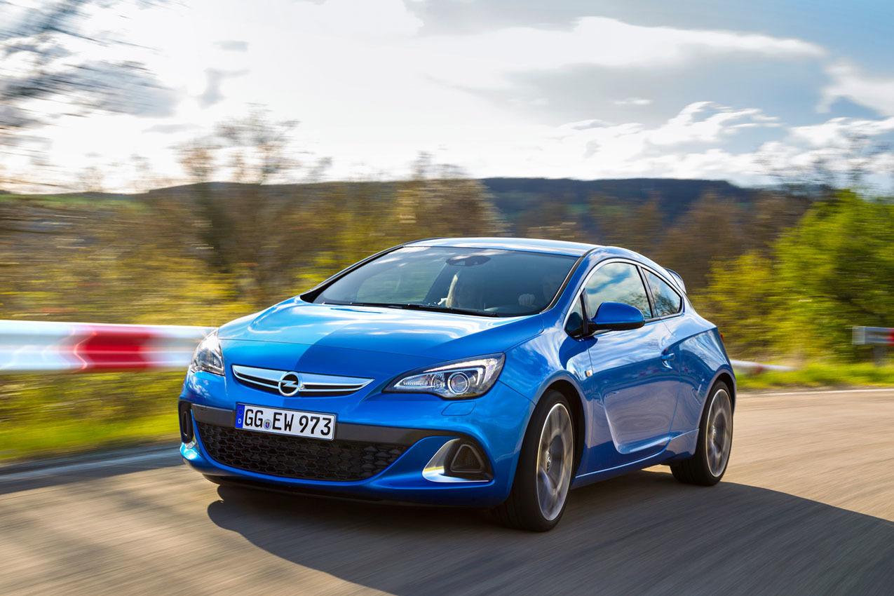 Foto de Opel Astra OPC (20/46)