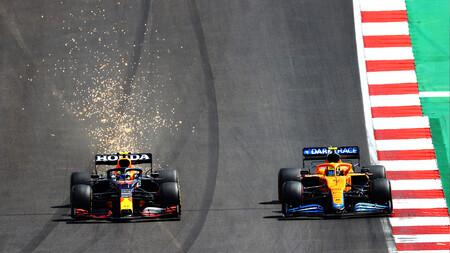 Perez Norris Portugal F1 2021