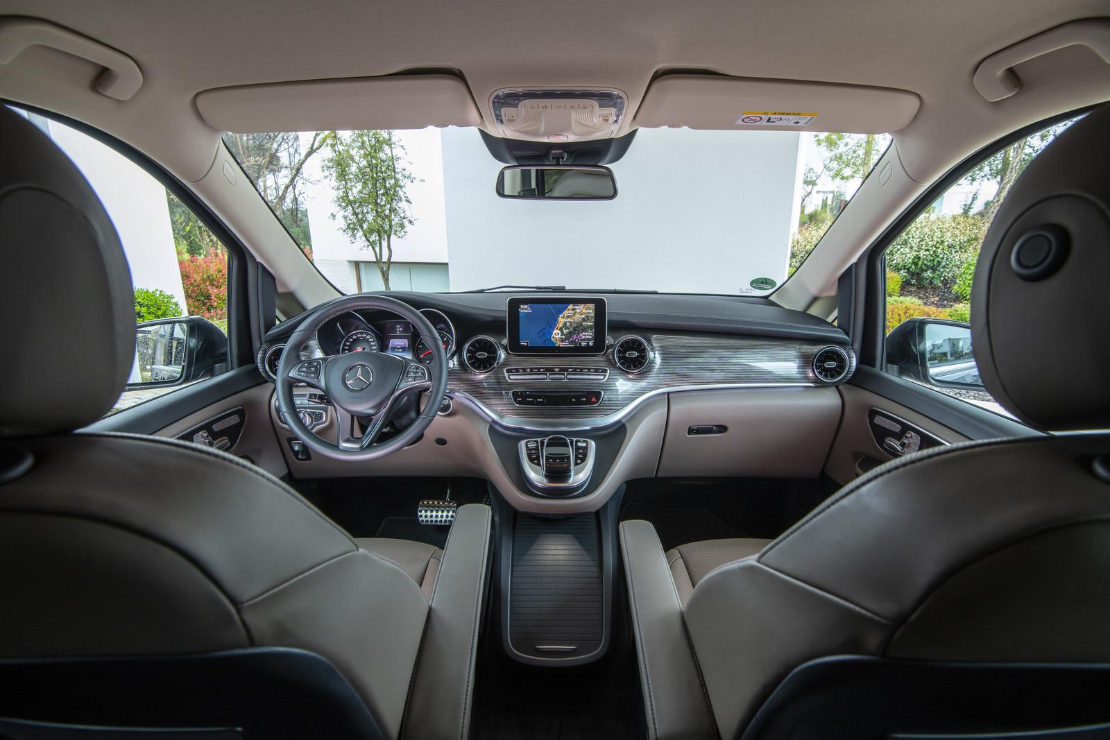 Foto de Mercedes-Benz Clase V 2019 (56/92)