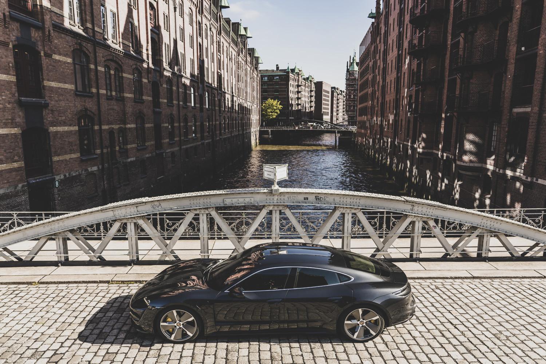 Foto de Porsche Taycan prueba contacto (87/275)