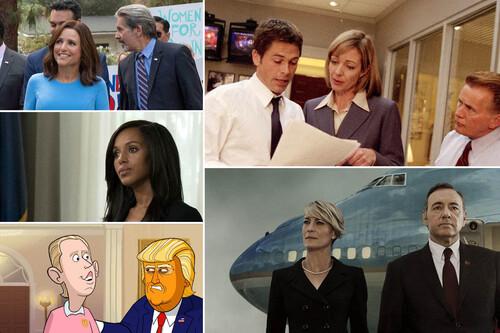 """11 series políticas perfectas para colarse en la Casa Blanca (y en los """"fregaos"""" de Washington)"""