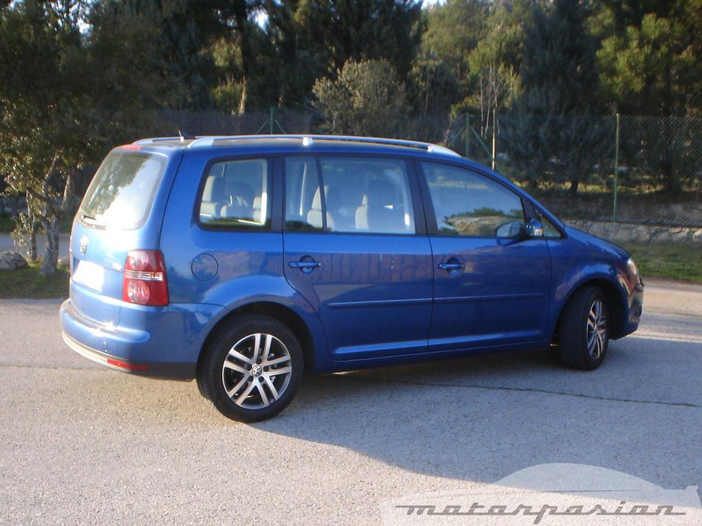 Foto de SEAT Altea XL contra Volkswagen Touran  (10/36)