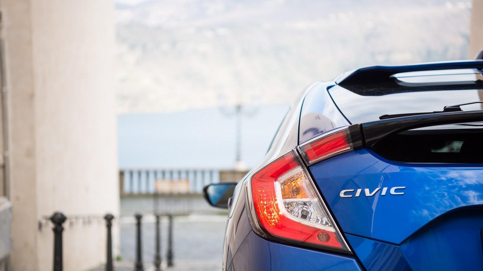 Foto de Honda Civic 5 puertas (8/18)