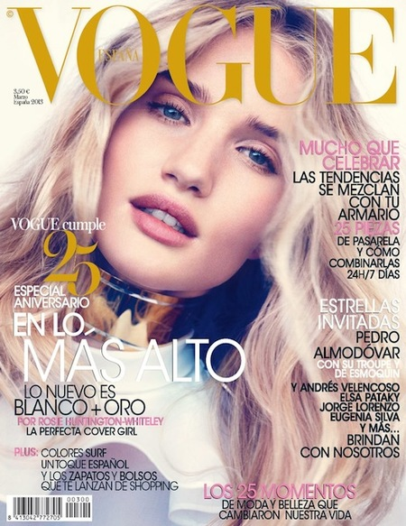 Confirmado: Rosie Huntington-Whiteley es (casi) perfecta