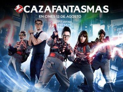 """Llegan """"Las Cazafantasmas"""" a los cines para salvarnos del fantasma del aburrimiento"""