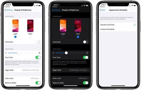 iMovie y Clips se actualizan y ahora son compatibles con el modo oscuro de iOS 13
