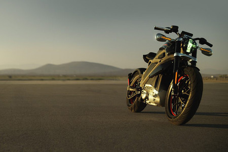 Harley Davidson Livewire 02