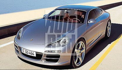 Nuevas recreaciones del Porsche Panamera