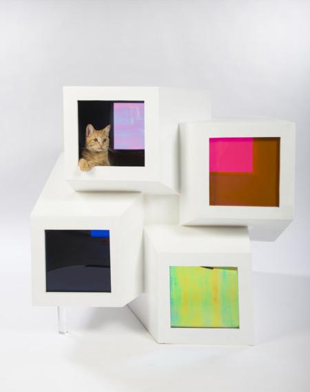 Cat Houses 3