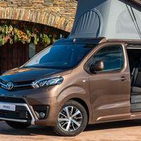La primera furgoneta eléctrica de Toyota se fabricará en España: será una Proace y llegará en 2020