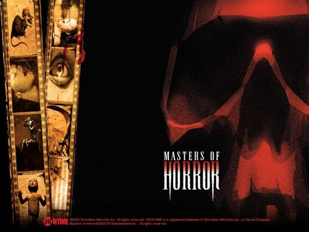 Masters Of Horror Wall