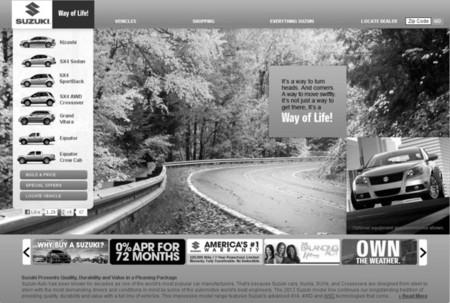 Suzuki toca retirada en Estados Unidos y deja de vender coches