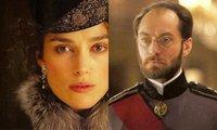 'Anna Karenina', primeras imágenes de lo nuevo de Joe Wright