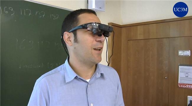 Realidad aumentada en clases