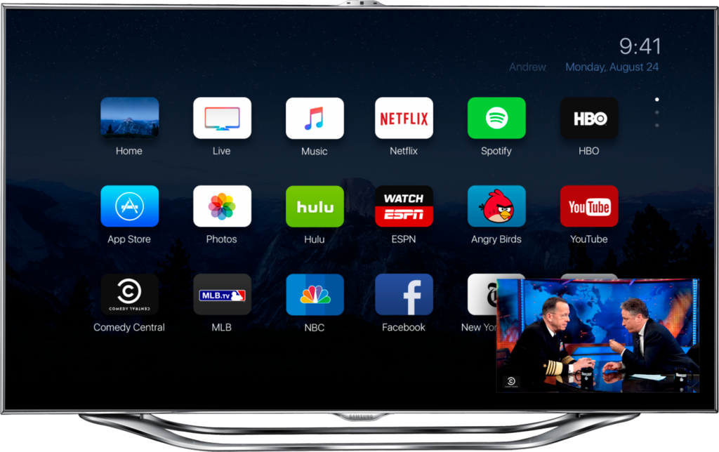 Apple Tv Concept 09
