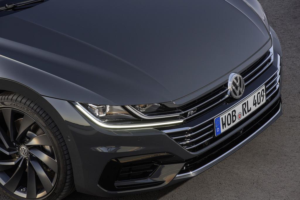 Foto de Volkswagen Arteon (21/25)