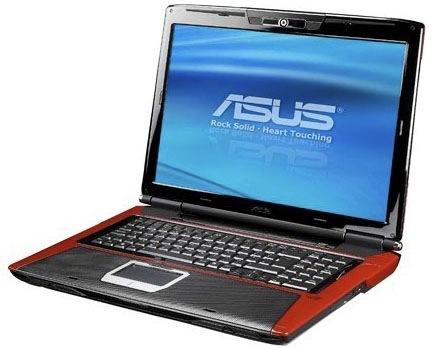 Asus G71, portátil quad-core para jugar
