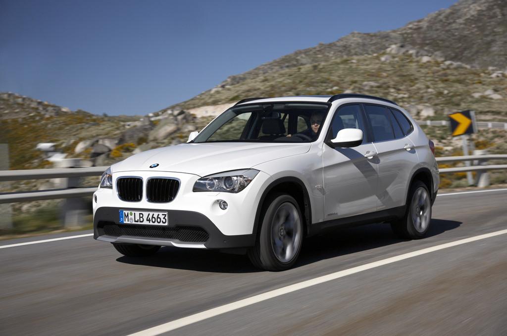 Foto de BMW X1 (42/120)
