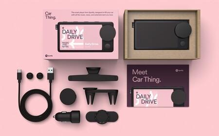 Car Thing Spotify
