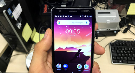Nokia 3 1 Planta Parte Superior
