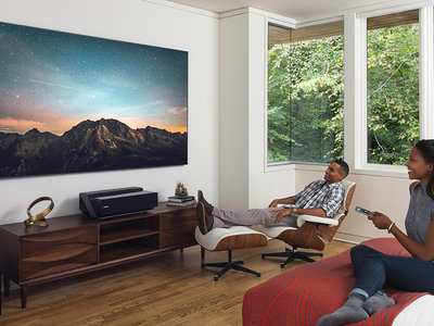 Altavoces, mini-PC, televisor láser y más: lo mejor de la semana