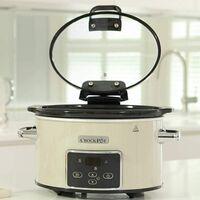 La olla de cocción lenta Crock-Pot CSC060X está rebajada a su precio mínimo en Amazon: 45 euros con envío gratis