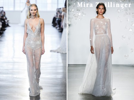 Tendencias Bridal Ss 2020 Transparencias