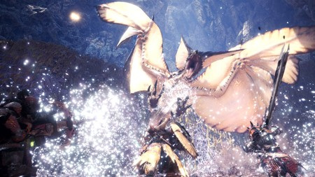 Monster Hunter World nos lleva al área de Coral Highlands en un impresionante gameplay de diez minutos
